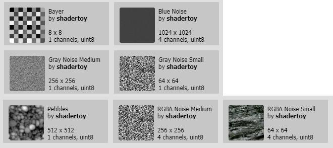 Shadertoy - Fire Shader · greentec's blog